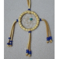 Cobalt Blue Dreamcatcher